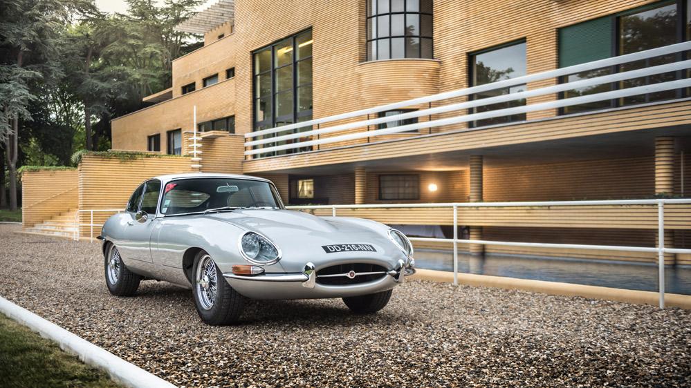 Jaguar-type-E