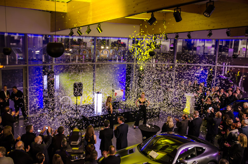 Inauguration Saga Mercedes – Valenciennes