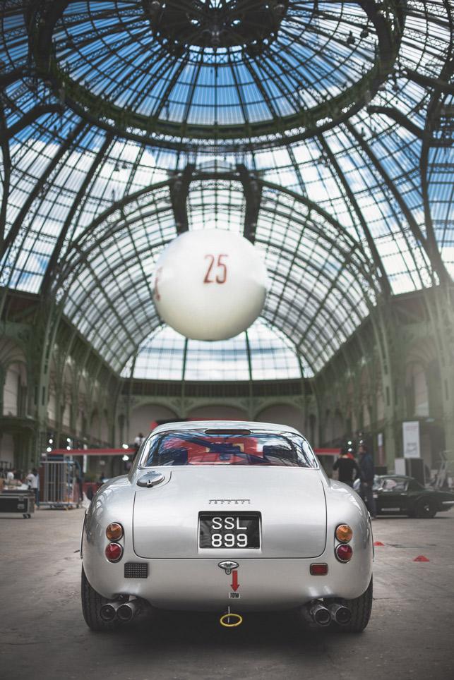 Tour Auto 2016 – Ferrari 250 SWB – Grand Palais
