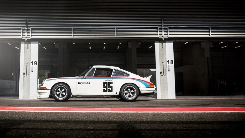 Trackday-Spa / Porsche 2.8 RSR