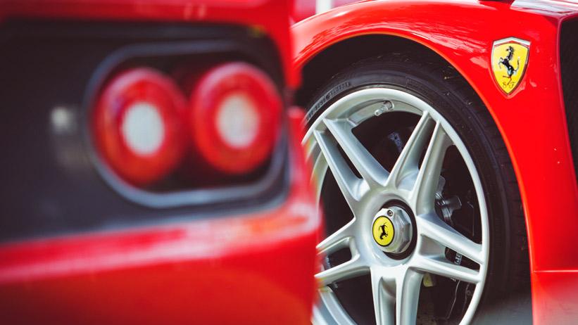 Zoute Grand prix 2015 – Ferrari
