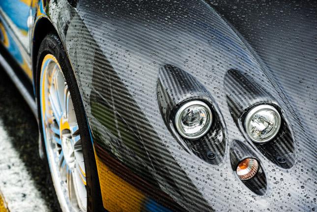 Le Mans Classic 2014 – Pagani Zonda F